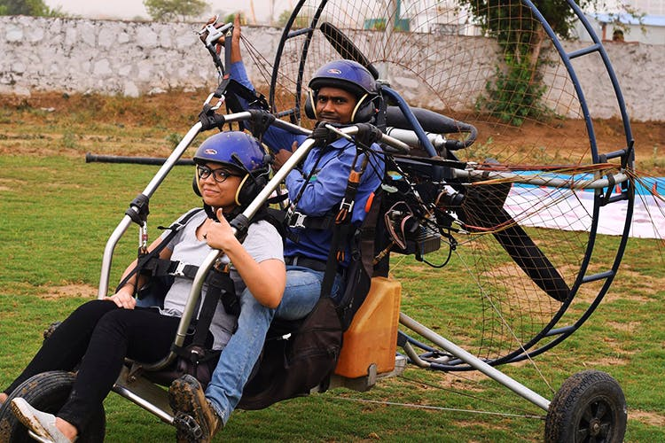 Powered paragliding,Paragliding,Windsports,Air sports,Recreation