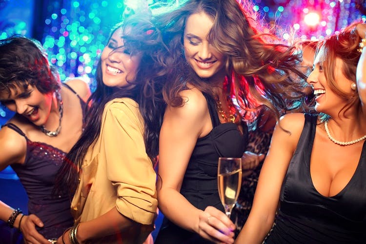 Nightclub,Event,Party,Fun,Music venue,Leisure,Performance,Bachelorette party