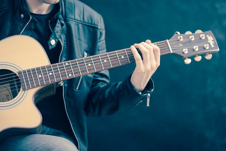 Love The Guitar? Then Play One! Here's A Guide To The Best Guitar Classes In Town Starting At INR 1000 A Month