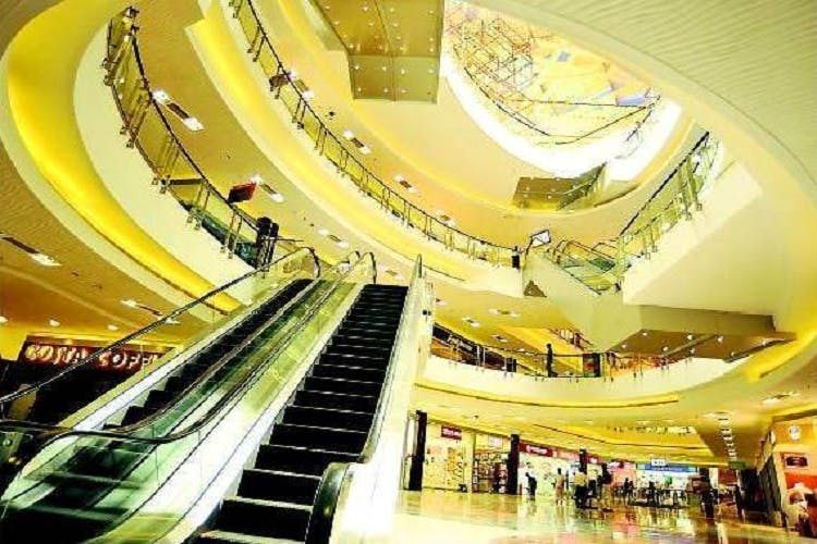 The Best Malls In Kolkata For An Evening With Your Squad