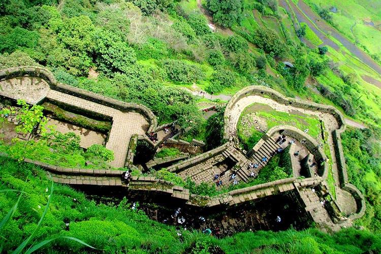 image - Lohagad Fort