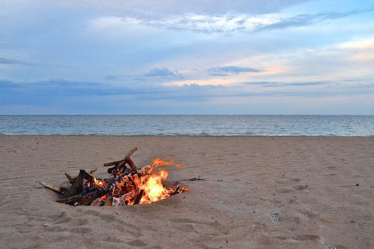 image - These Hotels In Mandarmani Will Give You A Bonfire On The Beach