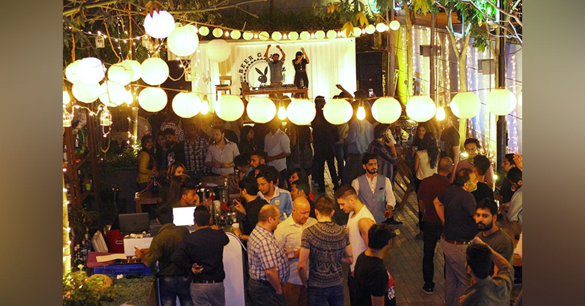 Five Reasons To Visit The Playboy Beer Garden In Baner Lbb Pune