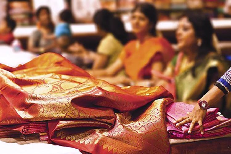 image - From Traditional To Designer: These Are The Best Saree Shops In Pune