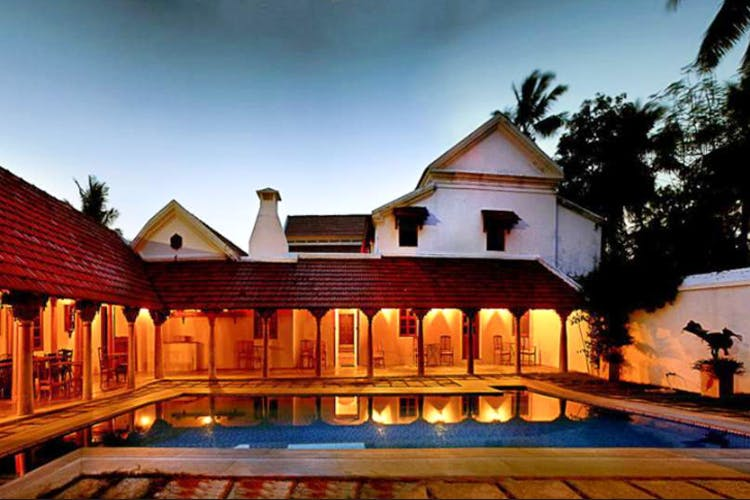 Escape To This Gorgeous Tamil Bungalow In Tranquebar For A Relaxing Weekend