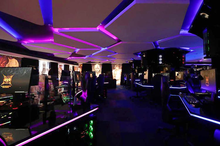 Biggest Gaming Cafe Launches In Chennai Lbb Chennai