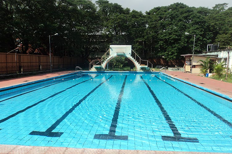 anna university swimming pool lbb