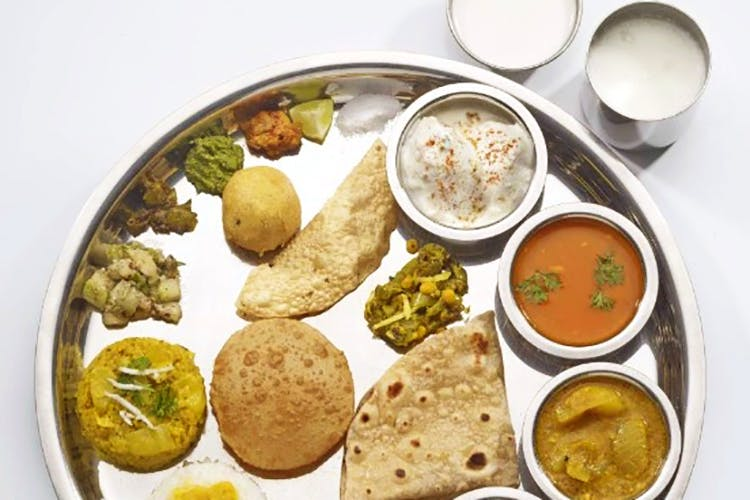 image - Assal Puneri: 5 Authentic Maharashtrian Veg Thalis In Pune