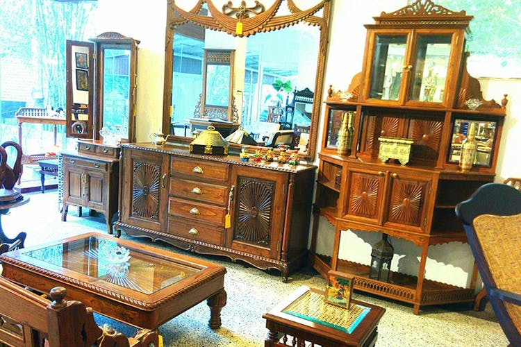 Antique Furniture Stores In Chennai Lbb Chennai