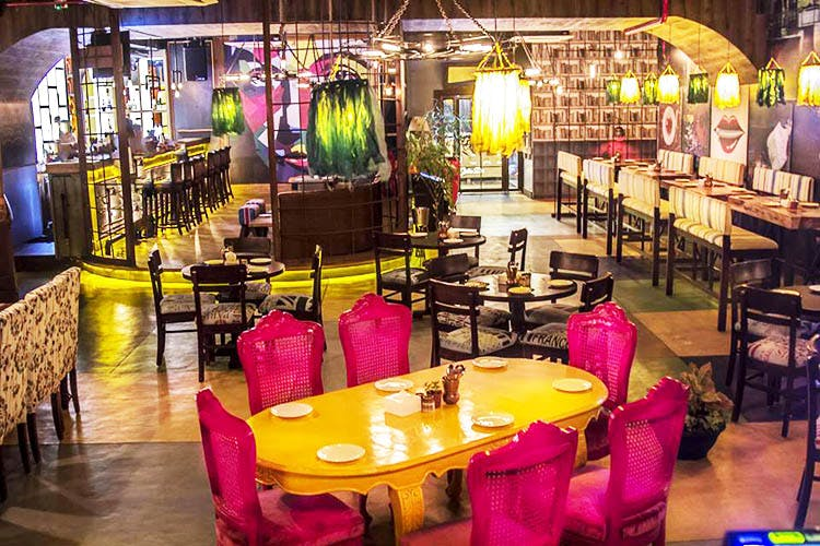 Restaurant,Function hall,Room,Table,Interior design,Building,Bar,Party,Furniture,Leisure