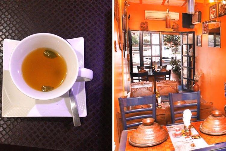 Orange,Breakfast,Room,Cup,Food,Brunch,Table,Drink,Tea,Café