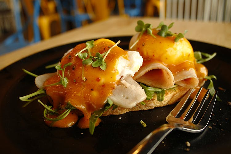Dish,Cuisine,Food,Breakfast,Eggs benedict,Brunch,Ingredient,Meal,Poached egg,Produce
