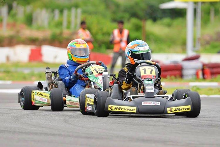 Land vehicle,Vehicle,Sports,Racing,Motorsport,Kart racing,Formula libre,Go-kart,Race track,Auto racing