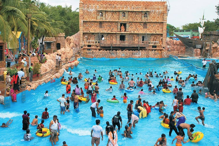 Swimming pool,Water park,Leisure,Amusement park,Recreation,Park,Tourism,Water,Fun,Resort town