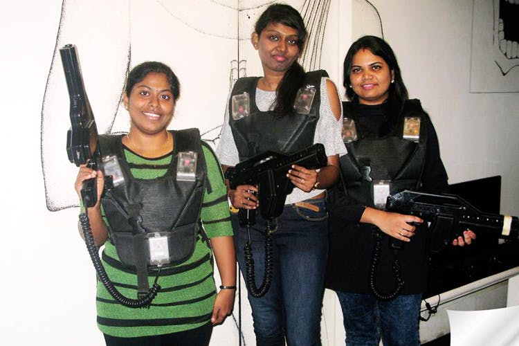 image - G Sector - Lazer Tag