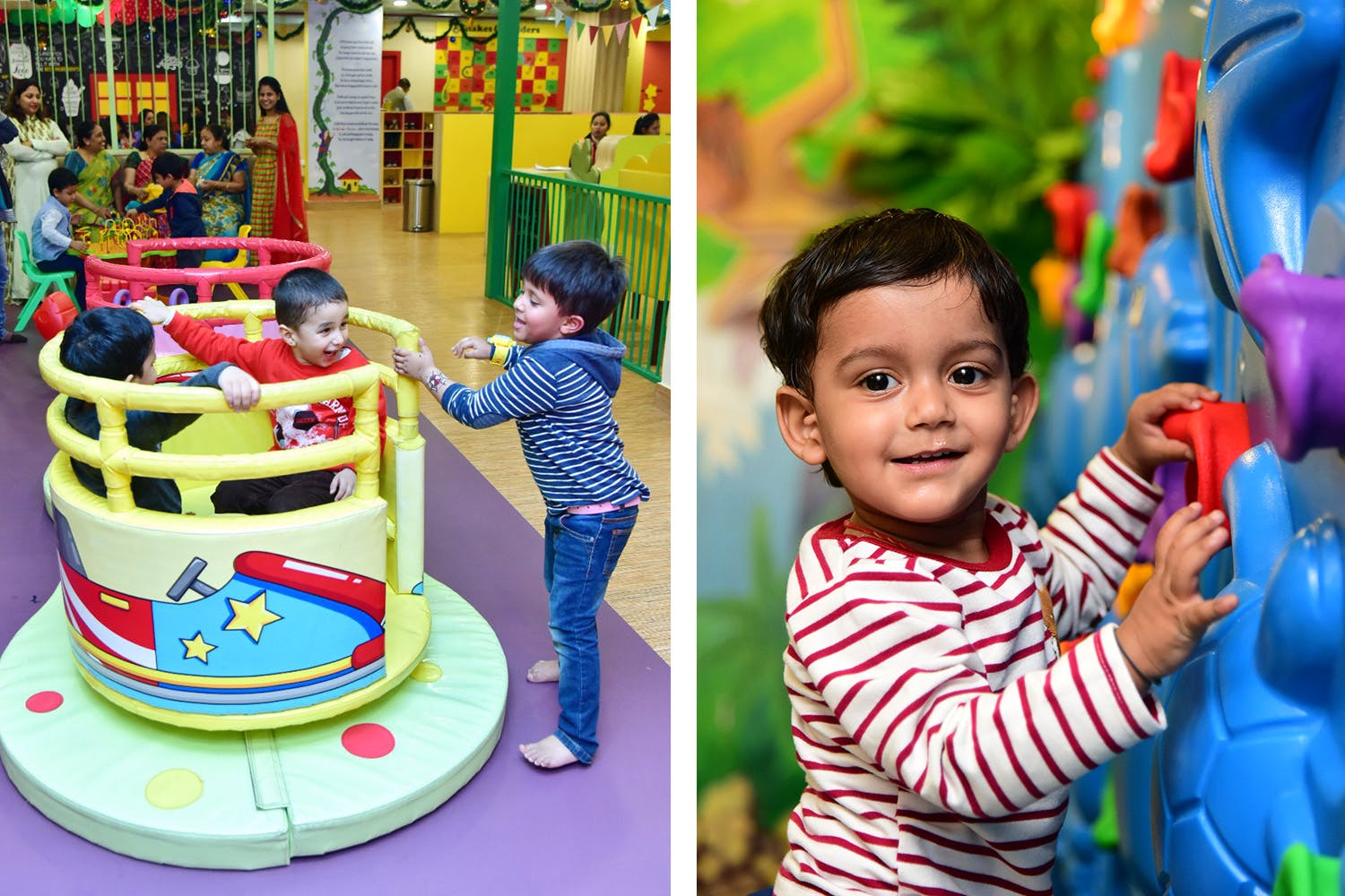 image - Keep The Kids Busy At These Indoor Play Areas