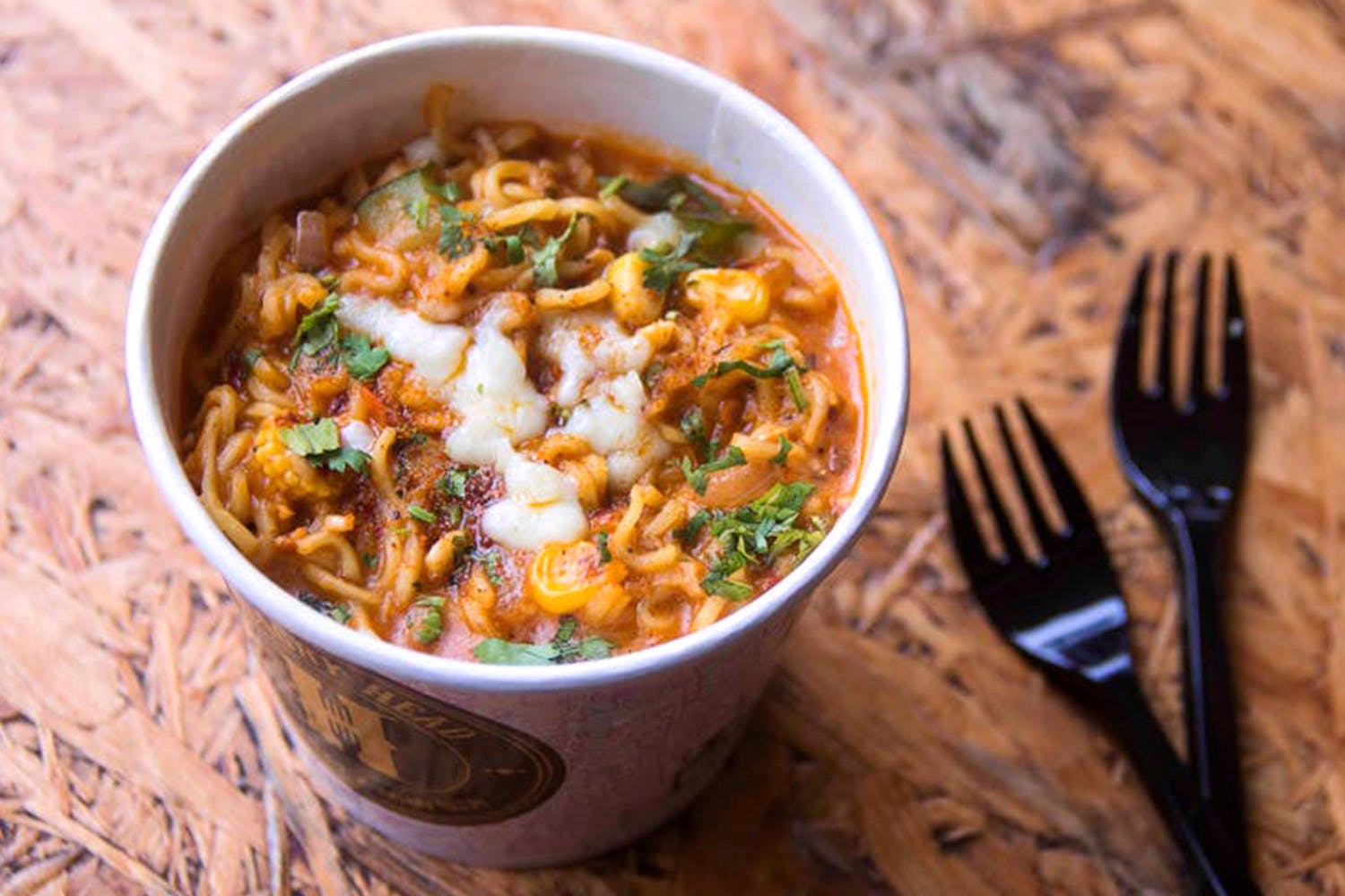 image - Love Cheese Maggi? Go On A Cheesy Food Trail Around The City {Starting At Just INR 50!}