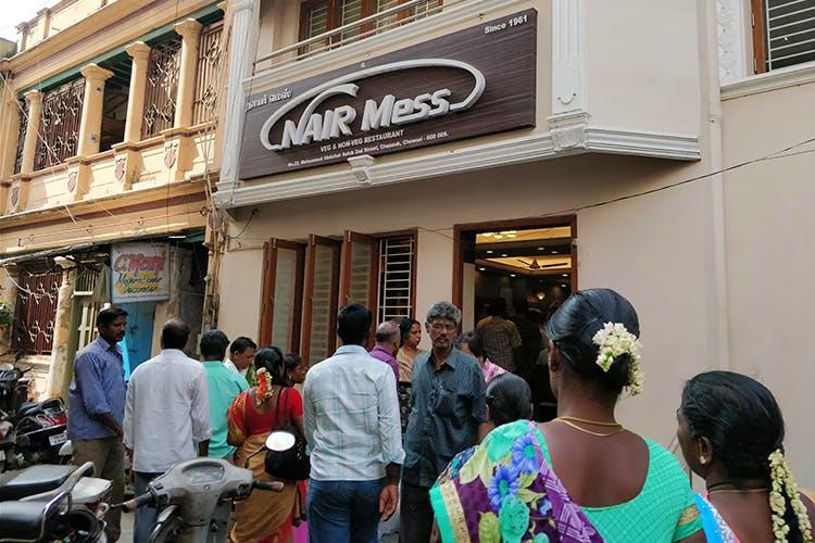 image - Nair Mess