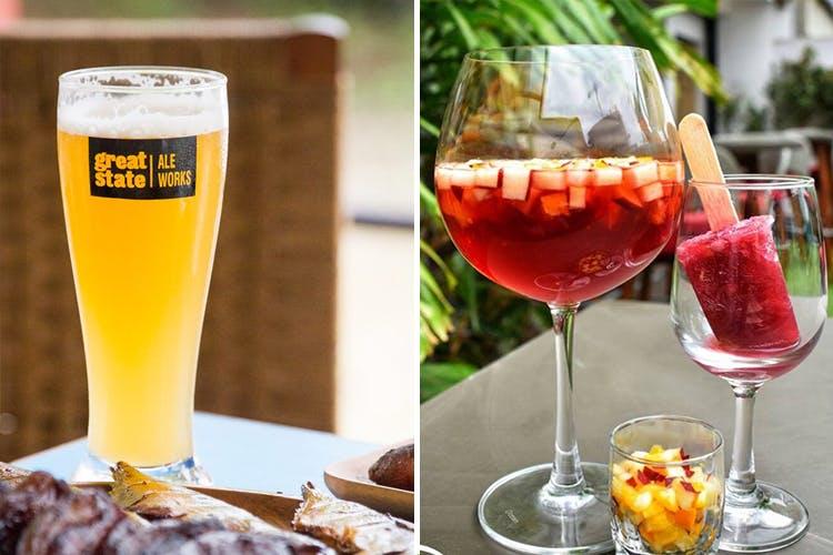 Drink,Champagne cocktail,Alcoholic beverage,Cocktail,Beer,Beer glass,Distilled beverage,Beer cocktail,Wine cocktail,Food