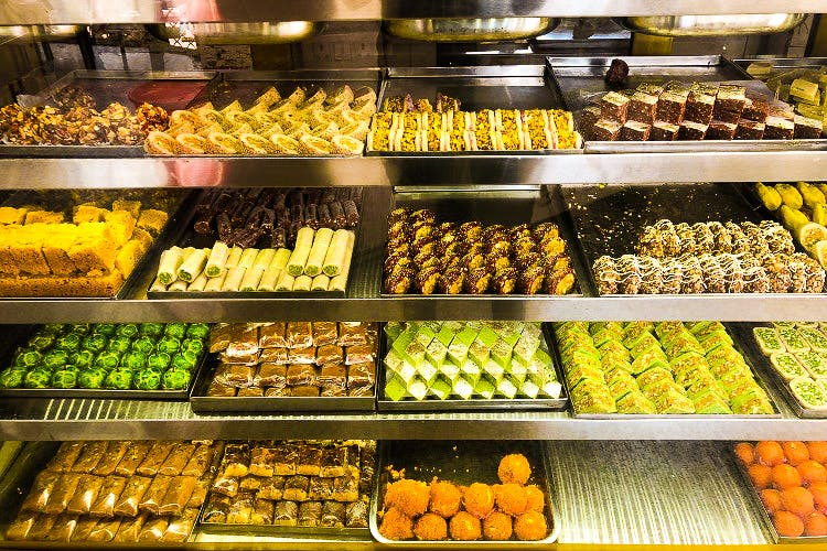 image - These Are The Most Iconic Sweet Shops In Hyderabad