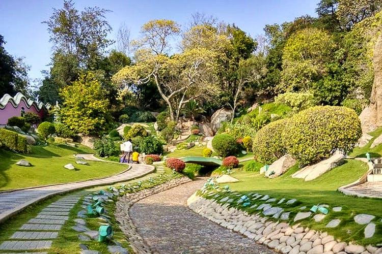 Garden,Botanical garden,Natural landscape,Estate,Botany,Tree,Landscaping,Grass,Landscape,Spring