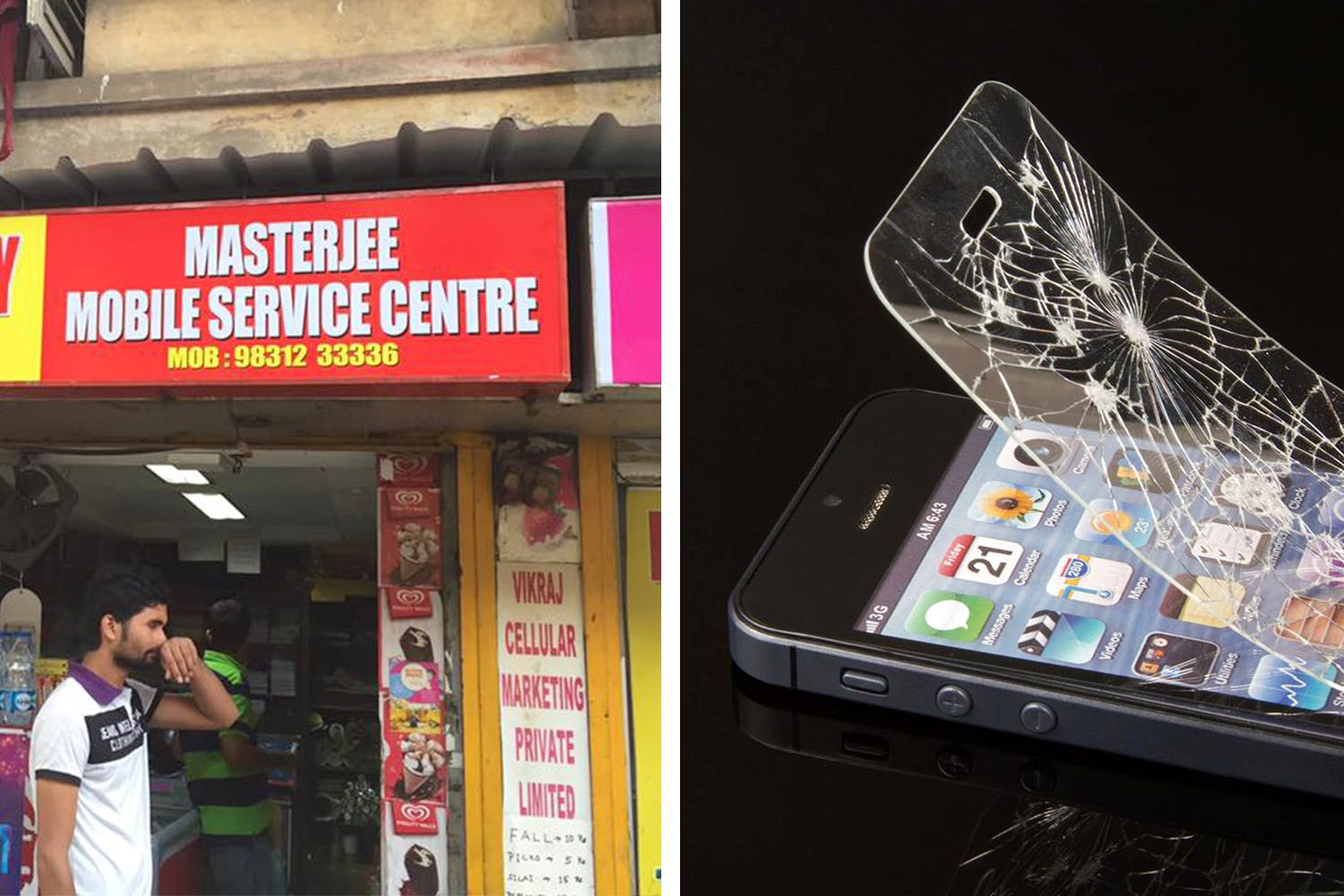 Cracked, Wet Or Hanging: This Shop In Bhowanipore Will Fix Your Phone