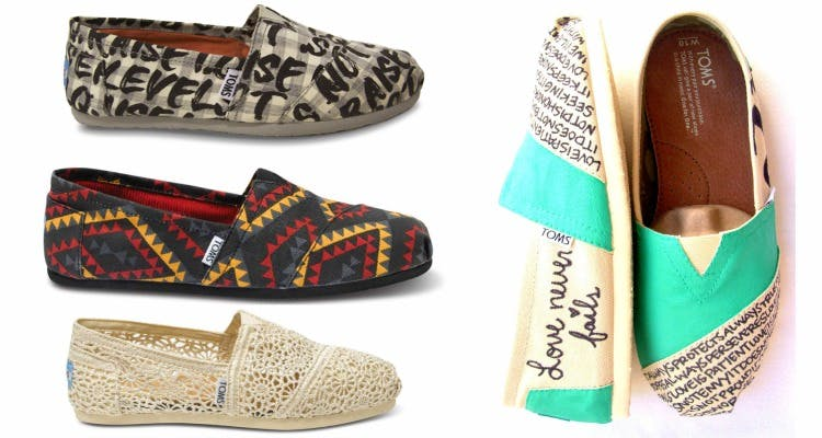 lbbd product pick toms shoes lbb