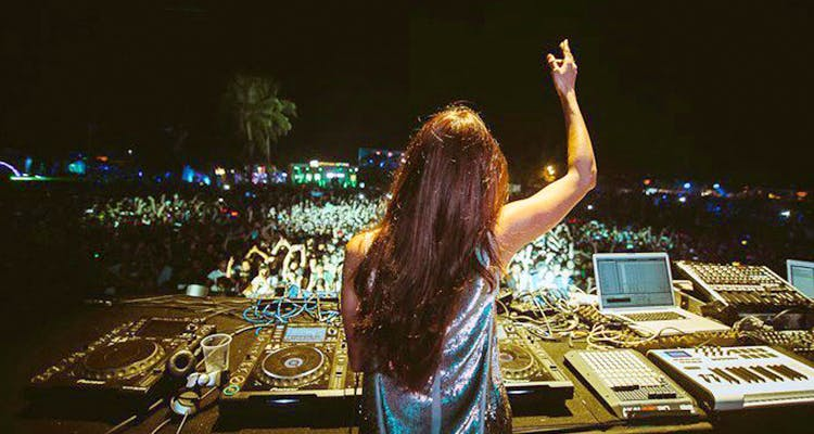 image - 8 Indian Female DJs we Need to Pay Attention To
