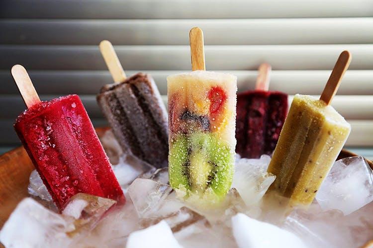 Food,Frozen dessert,Ice pop,Dish,Cuisine,Dessert,Ingredient,Sweetness,Finger food,Produce