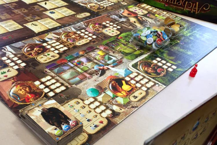 Games,Indoor games and sports,Board game,Tabletop game,Recreation,Collection,Table