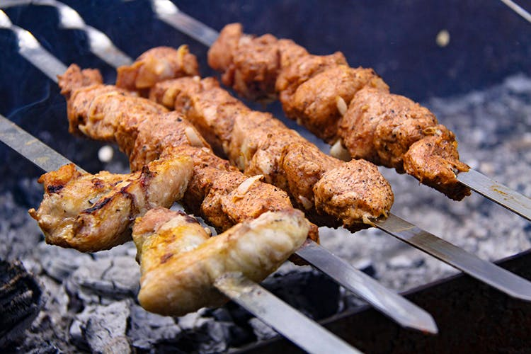 Kakori, Galouti & Seekh: Here's Where You Can Find The Juiciest Kebabs In Delhi