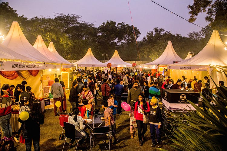 4 Best Upcoming Food Festivals in Delhi & Around | LBB