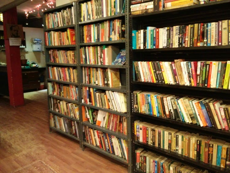 image - May Day Bookstore & Cafe