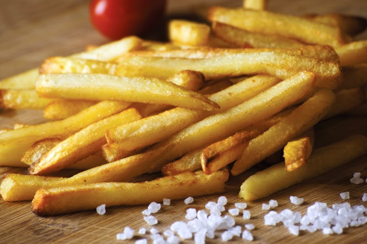 Dish,French fries,Fried food,Junk food,Food,Fast food,Cuisine,Deep frying,Side dish,Ingredient