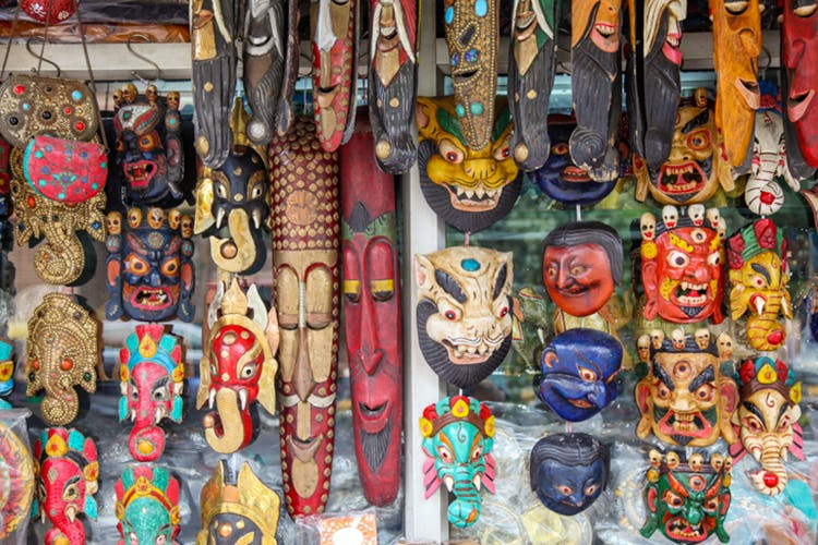 Affordable Art & Wooden Jewellery Starts At INR 100 At This Market