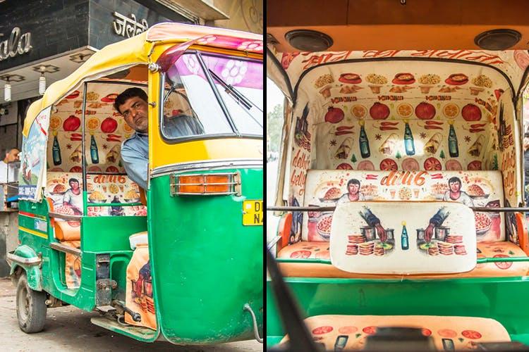 Motor vehicle,Rickshaw,Mode of transport,Vehicle,Transport,Cart,Car