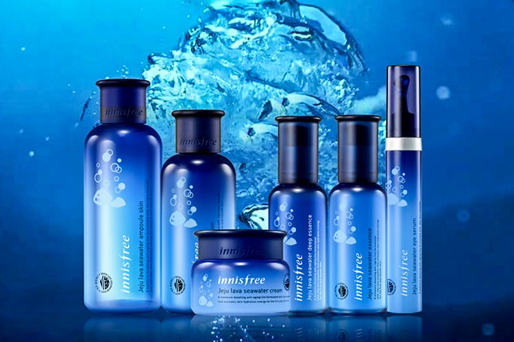 Product,Water,Blue,Beauty,Liquid,Bottle,Fluid,Solution,Glass bottle,Personal care