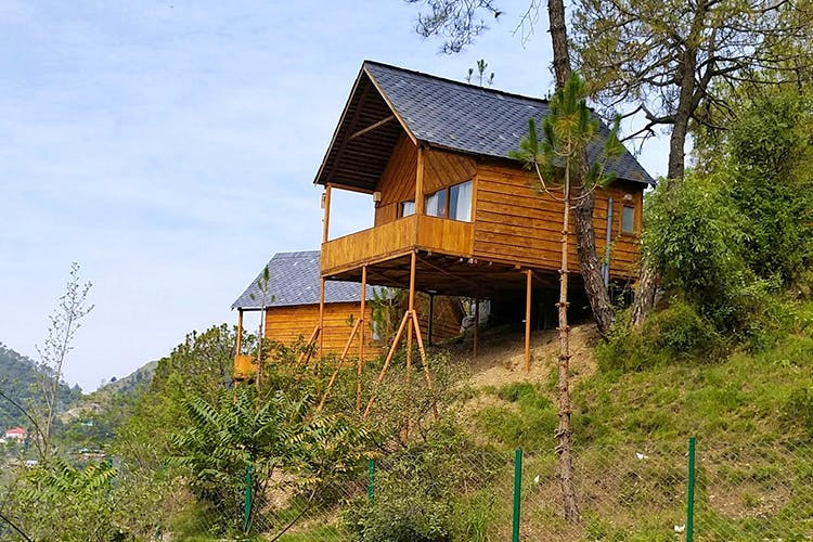 House,Property,Cottage,Log cabin,Home,Building,Roof,Tree,Hut,Rural area