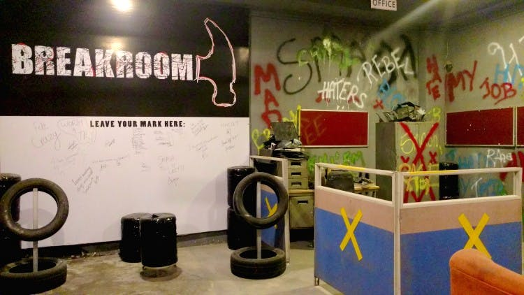 image - The Breakroom