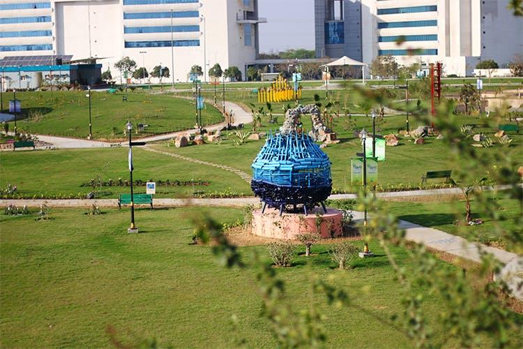 image - Prakriti Metro Park