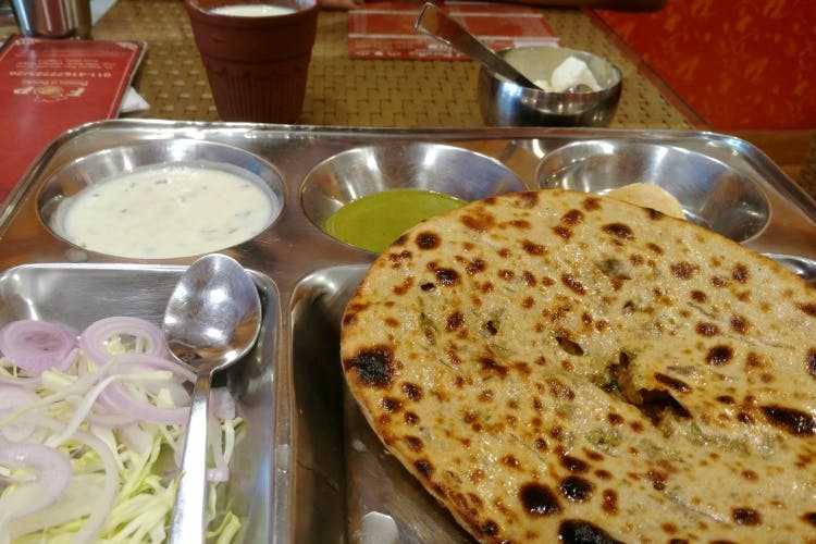 image - Flavours Of Paratha