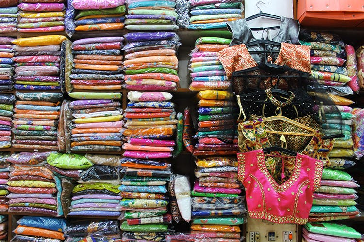 image - Hit Up These 3 Shops For Ready-Made Blouses Starting At INR 300
