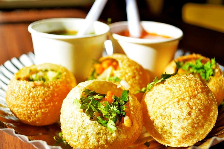 image - Hot, Spicy & Sour: Feast On Plates Of Pani Puri At These Places