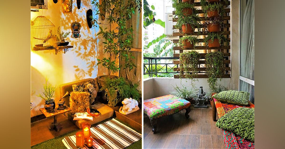 Balcony Makeovers Redecorate Your Home Lbb Delhi