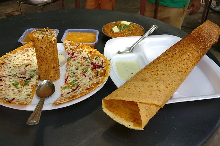Dish,Food,Cuisine,Dosa,Ingredient,Chapati,Taquito,Meal,Indian cuisine,Staple food