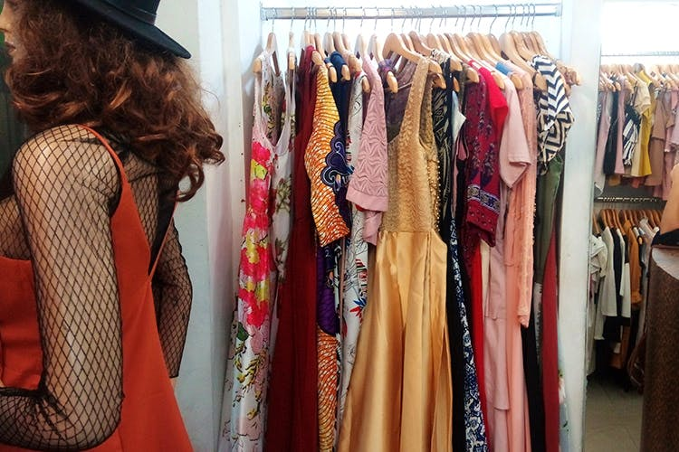 No Bangkok Trip In The Making? Head To Violet Vintage To Fill Your Shopping Bags Instead