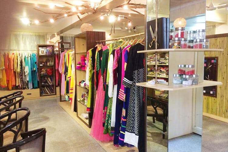 Don T Go To Delhi This Boutique In Noida Stitches