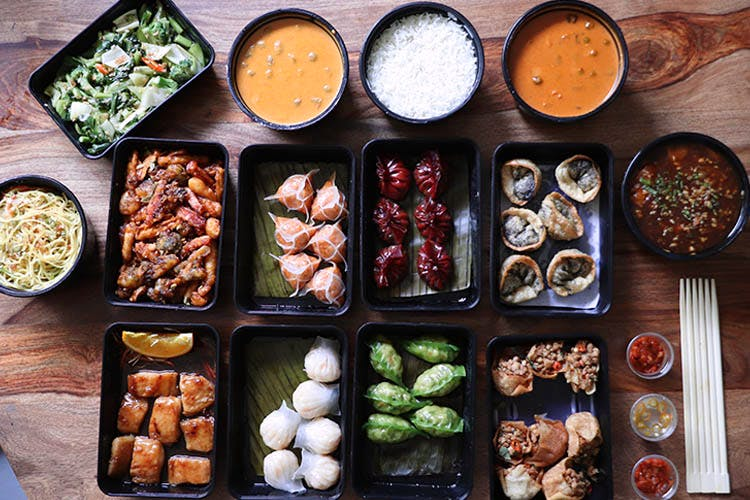Dish,Cuisine,Meal,Food,Lunch,Comfort food,Ingredient,Vegetarian food,Osechi,Side dish