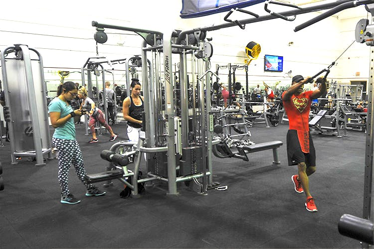 image - No More Excuses: We Found You Good Gyms In Delhi Under INR 3,000 Per Month