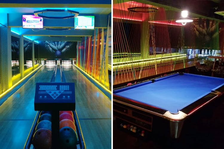 Games,Indoor games and sports,Pool,Room,Recreation room,Billiard room,Table,English billiards,Ball,Recreation